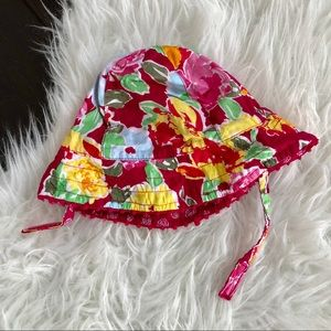 The Children's Place, Floral Bucket Hat, Baby Girl